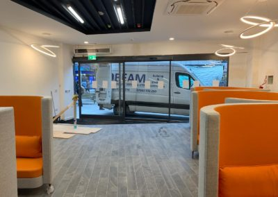 ICICI Bank New Branch Fit Out